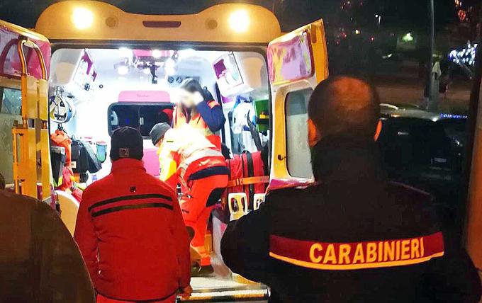 Tragedia nella notte a Trentola Ducenta: muore 19enne